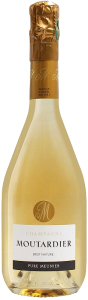 Jean Moutardier - Pure Meunier Brut Nature Champagne