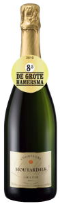 Jean Moutardier - Carte d'Or Brut Champagne 37,5cl